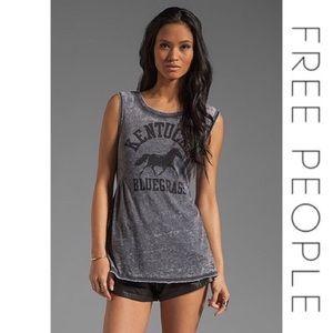 Free People Vintage Style Tank Top